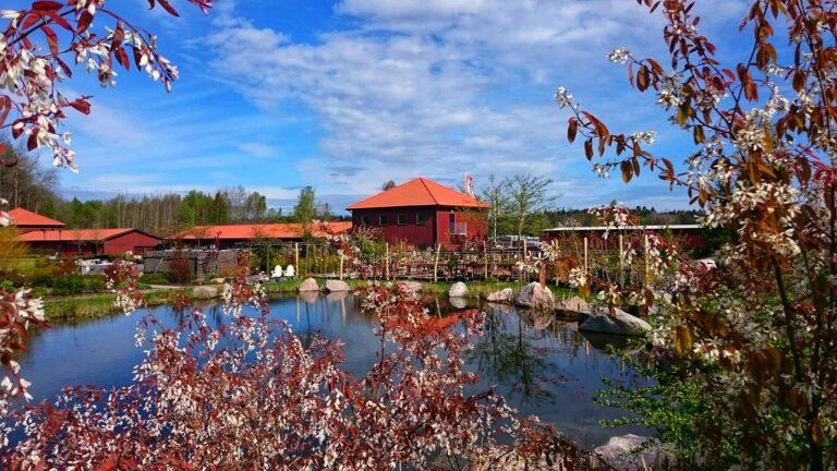 Oscarsbergs Trädgård