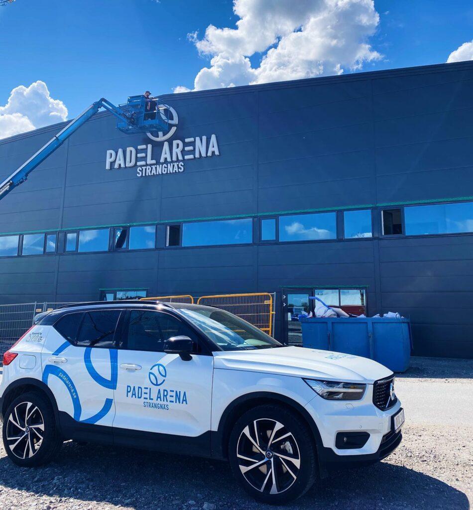 Padel Arena Strängnäs
