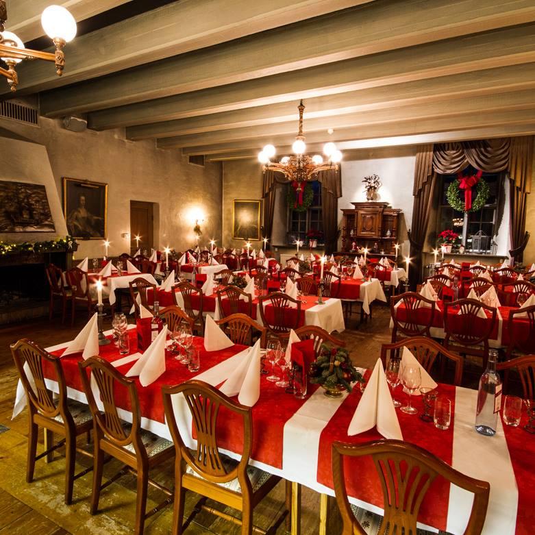 Sundbyholms slott julbord